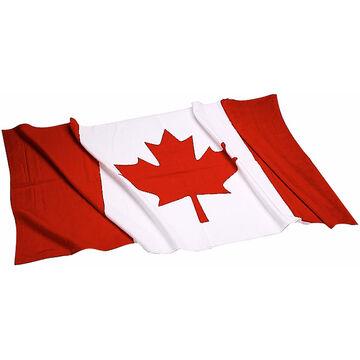Beach Towel - Canadian Flag