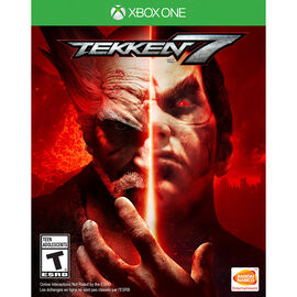 Xbox One Tekken 7 Day 1 Edition