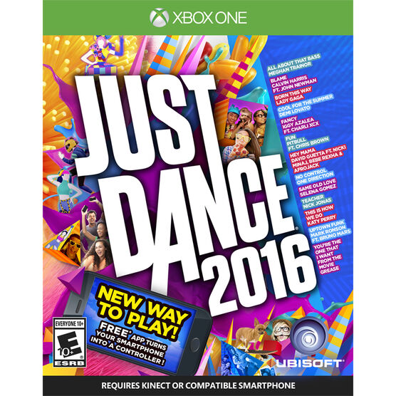 Xbox One: Just Dance 2016