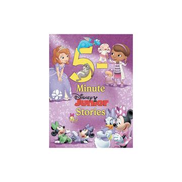 Disney Junior 5-Minute Stories