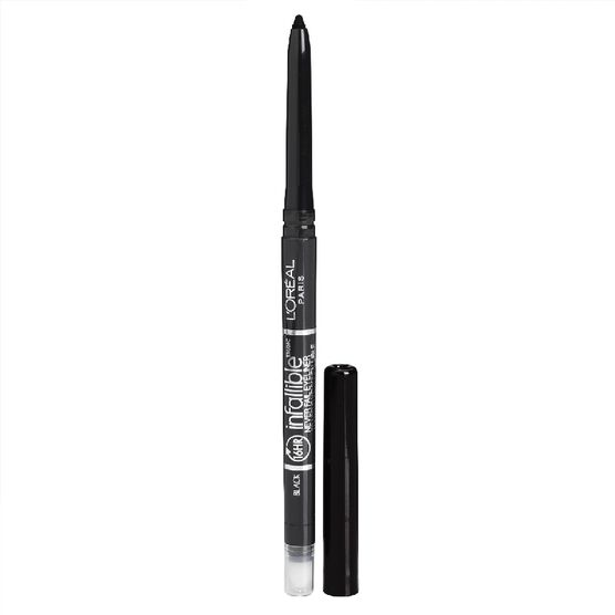 L'Oreal Infallible Never Fail Eyeliner - Black