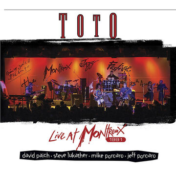 Toto: Live at Montreux 1991 - DVD + CD
