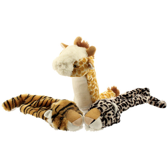 Petsport Animal Skin Plush - Assorted