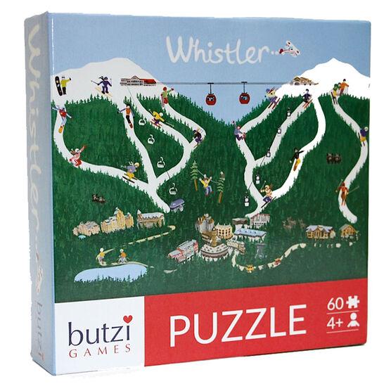 Butzi - Whistler Resort Puzzle