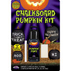 Halloween Chalkboard Pumpkin Kit
