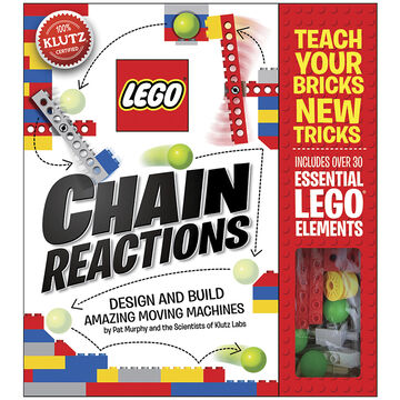Lego Chain Reactions: Make Amazing Moving Machines