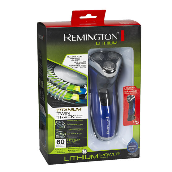 Remington R5 Men's Shaver - PR1260AXLP