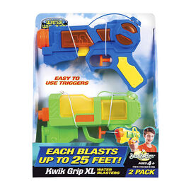 Kwik Grip XL Water Guns - 2 piece