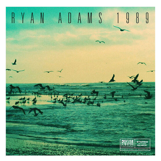 Ryan Adams - 1989 - 2 LP Vinyl