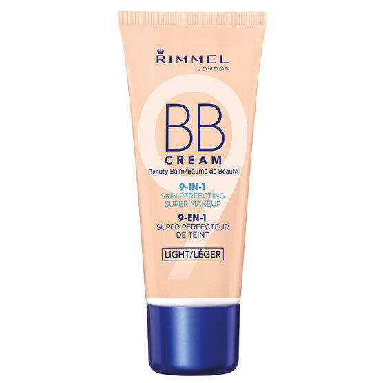 Rimmel BB Cream - Light 001