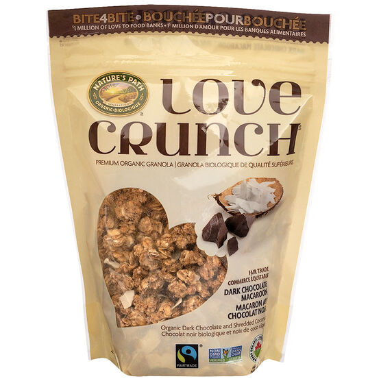 Nature's Path Love Crunch Macaroon - 325g