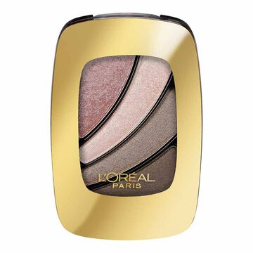 L'Oreal Colour Riche Eye Shadow Quad - Rose for Romance