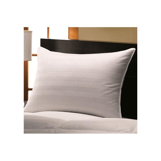 Jumbo Dobby Stripe Pillow