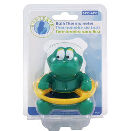 Baby Safe Baby Bath Thermometer - Assorted