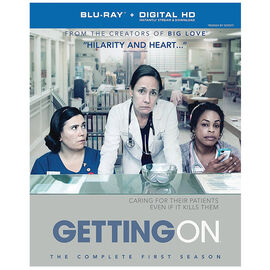 Getting On: The Complete First Season - Blu-ray