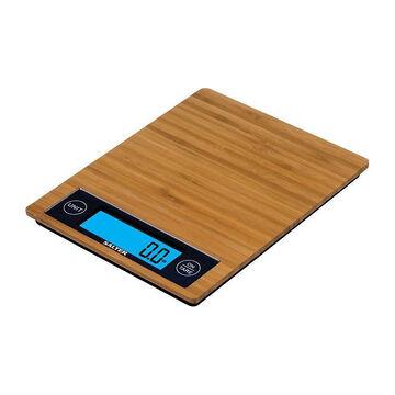 Salter Kitchen Scale - Bamboo - 1052BMEF
