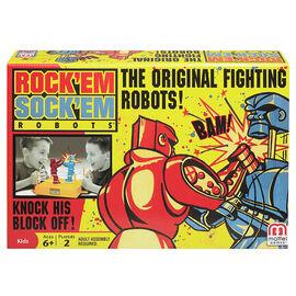 Rock 'em Sock 'em Robots