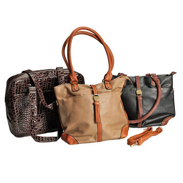 Giovanni Handbag - Assorted