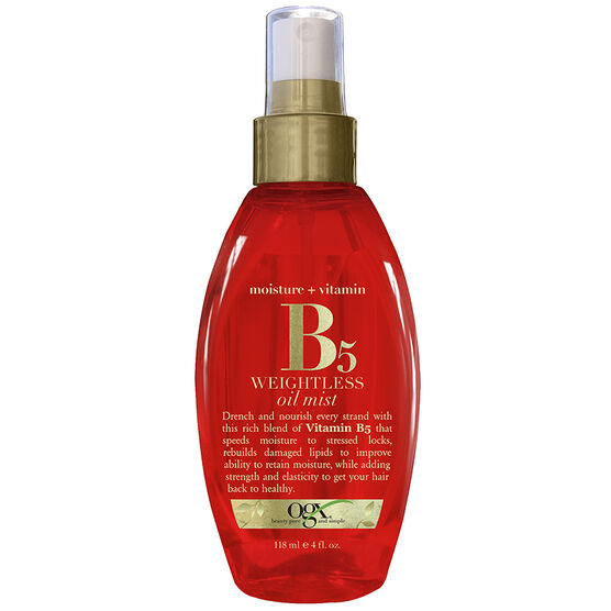 OGX Vitamin B5 Oil Mist - 118ml