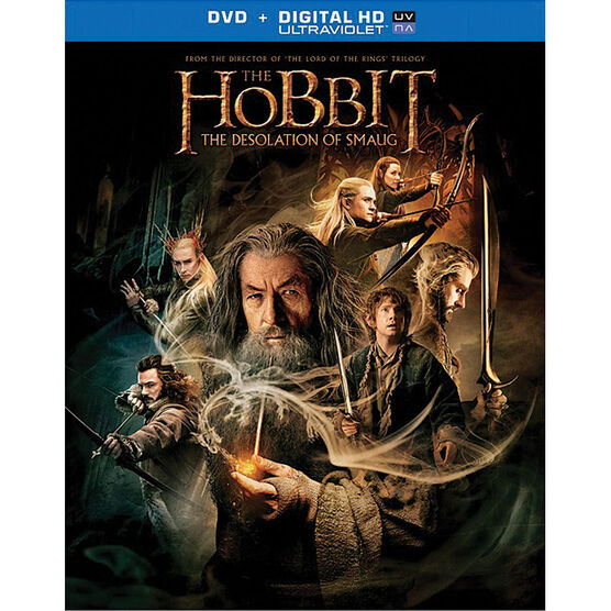 The Hobbit: The Desolation of Smaug - DVD