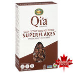 Nature's Path Qi'a Super Flakes Cereal - Cocoa Coconut - 284g