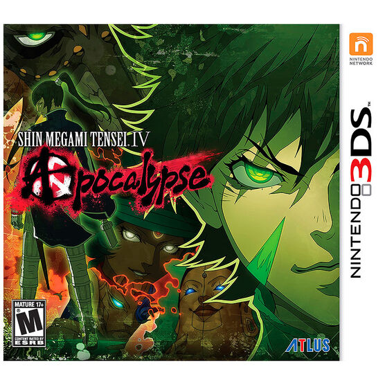 3DS Shin Megami Tensei IV Apocalypse