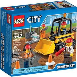 Lego City - Demolition Starter Set - 60072