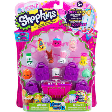 Shopkins Season 2 - 12 pack - Assorted