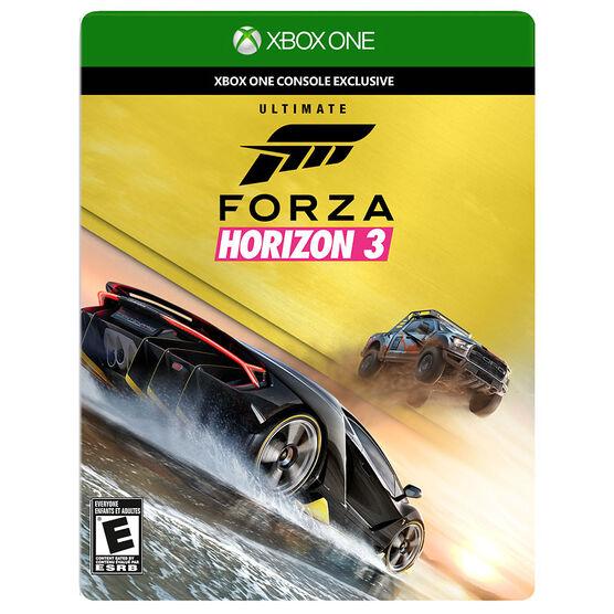 Xbox One Forza Horizon 3 Ultimate Edition