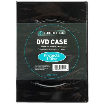 Certified Data Single DVD Case