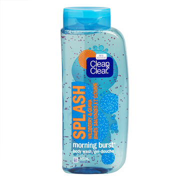 Clean & Clear Morning Burst Body Wash - Wildberry & Guava - 473ml