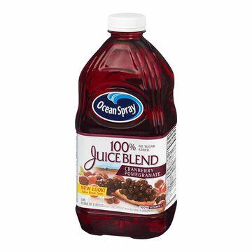 Ocean Spray Cranberry & Pomegranate 100% Juice Blend - 1.89L