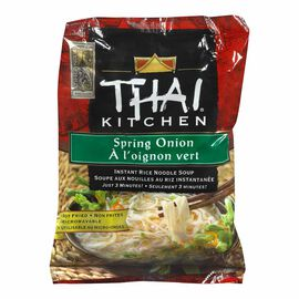 Thai Kitchen Instant Rice Noodle Soup - Spring Onion - 45g