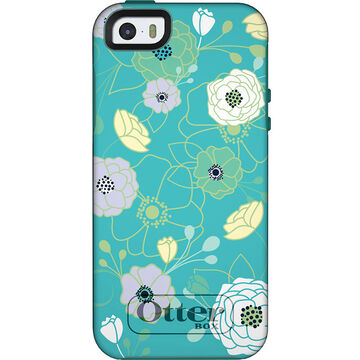Otterbox Symmetry Case for iPhone SE - Eden/Teal - OBSYIP5SETEAL