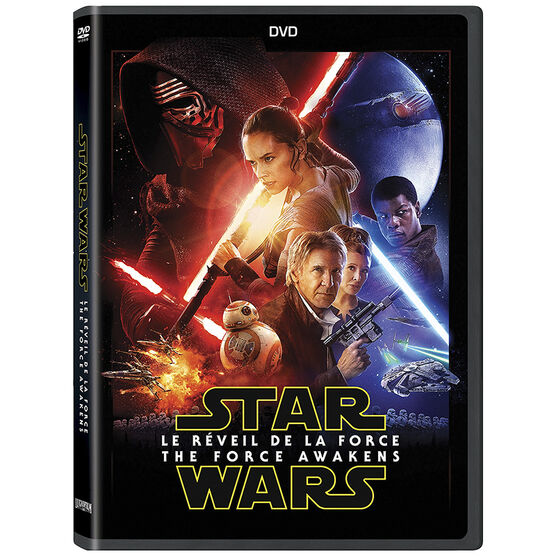 Star Wars: The Force Awakens - DVD