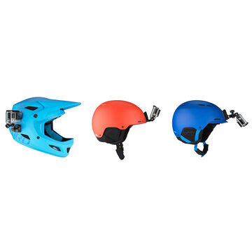 GoPro Helmet Front and Side Mount - GP-AHFSM-001