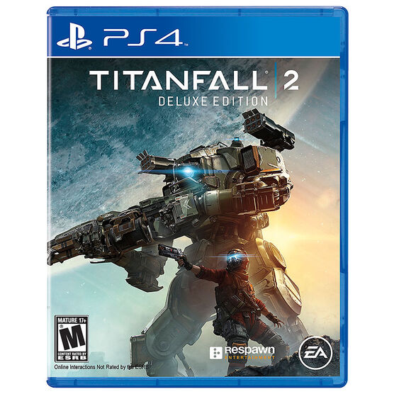 PS4 Titanfall 2 Deluxe