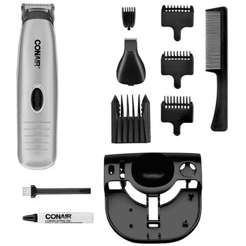 conair deluxe beard mustache trimmer gmt170rcsc london drugs. Black Bedroom Furniture Sets. Home Design Ideas
