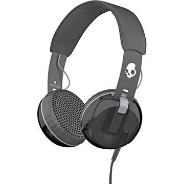 Skullcandy Grind Headphones with Mic - Black - S5GRHT448