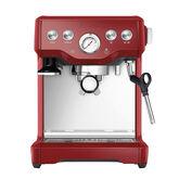 Breville Infuser Espresso - Red - BREBES840CB