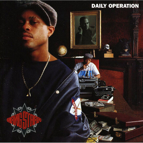Gang Starr - Daily Operation - Vinyl