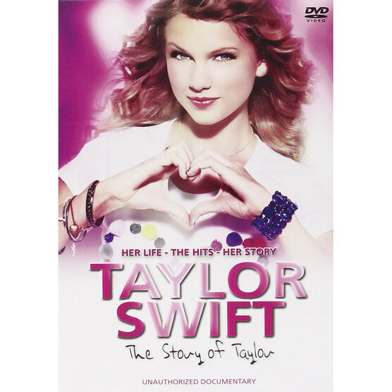Taylor Swift: The Story of Taylor - DVD
