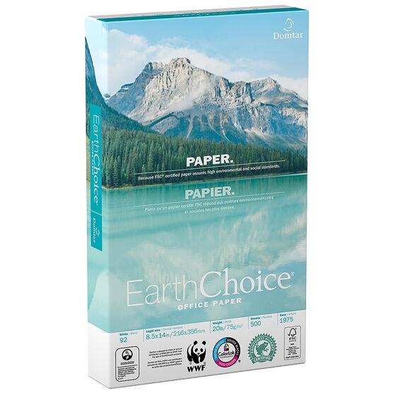 Legal Copy Paper - White - 8.5 x 14inch