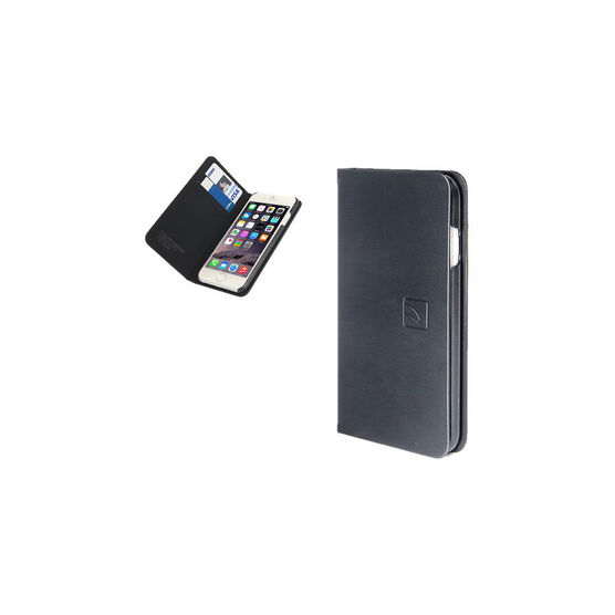 Tucano Filo Folio for iPhone 7 Plus - Black - IPH75FIBK