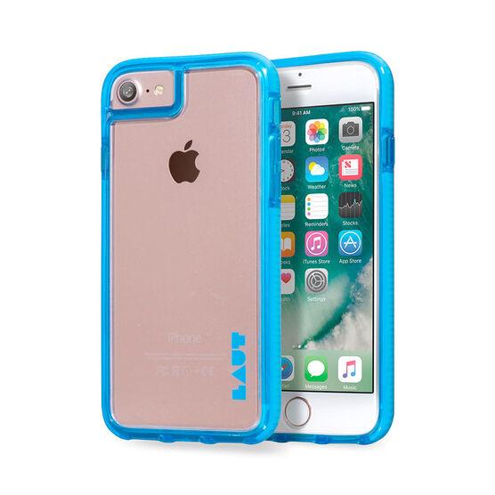 Laut Fluro iPhone 7 Case - Black - LAUTIP7FRBK