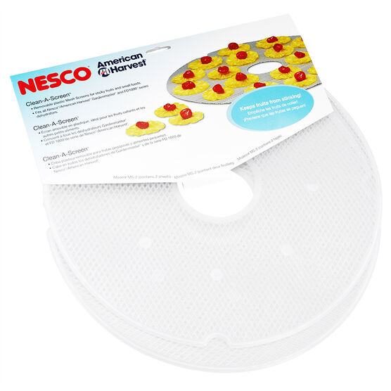 Nesco American Harvest Large Clean-a-Screen - Set of 2