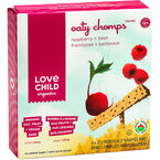 Love Child Oaty Chomps Bars - Beet Rasberry - 6 x 23g