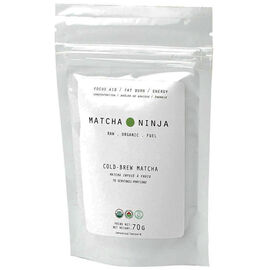 Matcha Ninja Cold-Brew Matcha - 70g