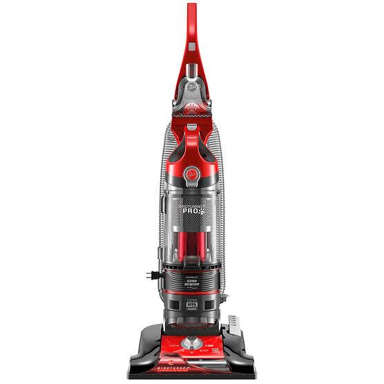 Hoover Windtunnel 3 Pro Pet Bagless Vacuum - Black/Red - UH70930CA