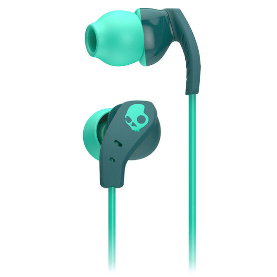 Skullcandy Method In-Ear Headphones - Teal/Green - S2CDHY450